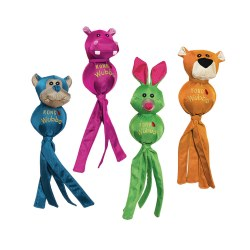 Wubba Ballistic Friends Dog Toy - Assorted X-Large