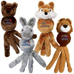 Wubba Friends Dog Toy - Assorted Large