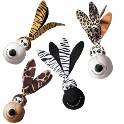 Wubba Floppy Ears Dog Toy - Assorted Large