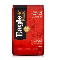 Large & Giant Breed Adult Dry Dog Food 30lb