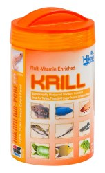Bio-Pure FD Krill Freeze Dried Fish & Reptile Food .71oz