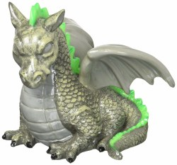 GloFish Dragon Color-Changing Ornament