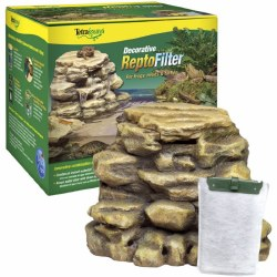 Decorative ReptoFilter Habitat Filter up to 55gal