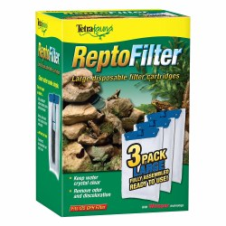ReptoFilter Filter Cartridge Large 3pk