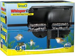 Whisper EX Power Aquarium Filter 70gal