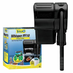 Whisper Power Aquarium Filter 10gal