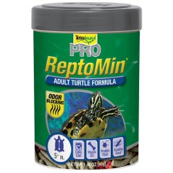 TetraPro ReptoMin Adult Turtle Formula Reptile Food 1.41oz