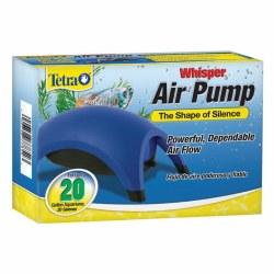 Whisper Aquarium Air Pump 20gal