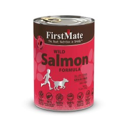 Limited Ingredient Salmon Formula Canned Dog Food 12.2oz