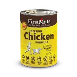Limited Ingredient Free Run Chicken Formula Canned Dog Food 12.2oz