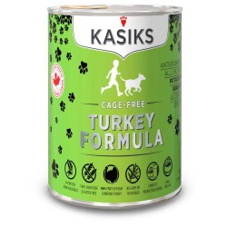 Cage Free Turkey Formula Canned Dog Food 12.2oz