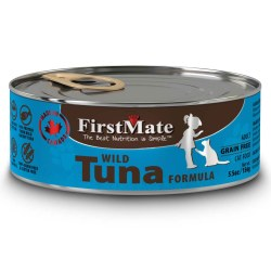 Limited Ingredient Wild Tuna Formula Canned Cat Food 5.5oz