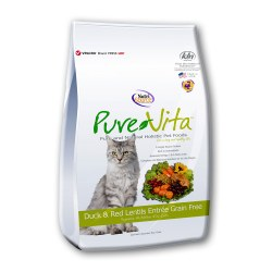 Grain Free Duck & Red Lentils Entrée Dry Cat Food 2.2lb