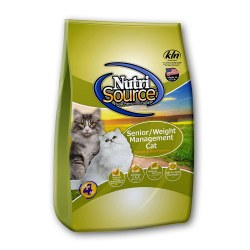 Senior/Weight Management Dry Cat Food 116lb