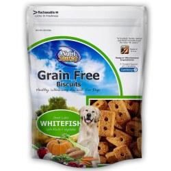 Grain Free Whitefish Dog Biscuits 14oz