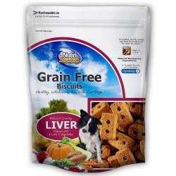 Grain Free Liver Dog Biscuits 14oz