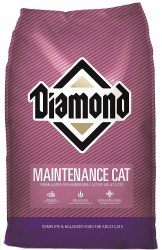 Maintenance Formula Dry Cat Food 40lb