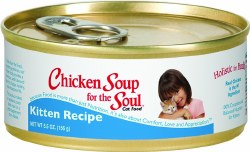 Life Stages Kitten Recipe Canned Cat Food 5.5oz
