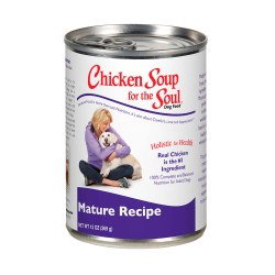 Life Stages Mature Recipe Canned Dog Food 13oz