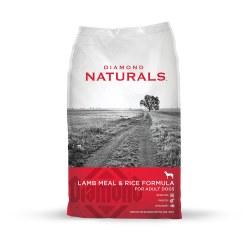 Naturals Lamb Meal & Rice Formula Dry Dog Food 40lb