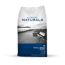 Naturals Small Breed Puppy Chicken & Rice Fomula Dry Dog Food 6lb