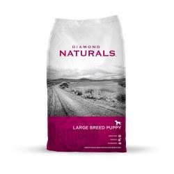 Naturals Large Breed Puppy Lamb & Rice Formula Dry Dog Food 20lb