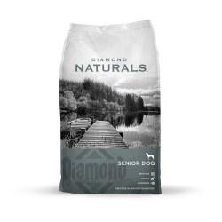 Naturals Senior Chicken, Egg & Oatmeal Formula Dry Dog Food 35lb