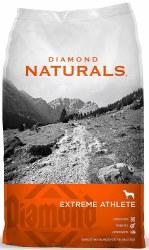 Naturals Extreme Athlete Chicken & Rice Formula Dry Dog Food 40lb
