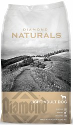 Naturals Light Lamb Meal & Rice Formula Dry Dog Food 15lb
