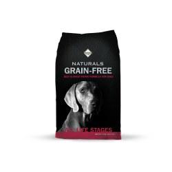 Naturals Grain Free Beef & Sweet Potato Formula Dry Dog Food 5lb