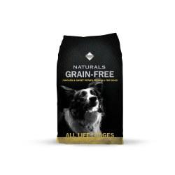 Naturals Grain Free Chicken & Sweet Potato Formula Dry Dog Food 5lb