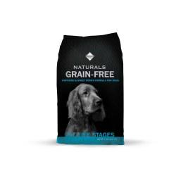 Naturals Grain Free Whitefish & Sweet Potato Formula Dry Dog Food 5lb
