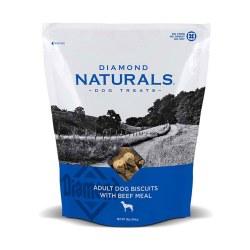 Naturals Beef Meal Dog Biscuits 16oz