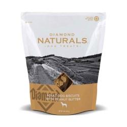 Naturals Peanut Butter Dog Biscuits 16oz