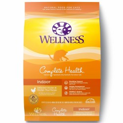 Complete Health Indoor Recipe Dry Cat Food 12lb