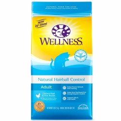 Natural Hairball Control Dry Cat Food 6lb