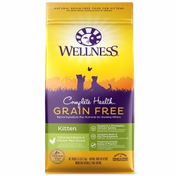 Complete Health Grain Free Kitten Recipe Dry Cat Food 2.5lb
