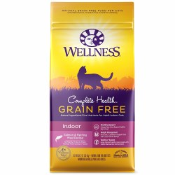Complete Health Grain Free Indoor Recipe Dry Cat Food 2.25lb
