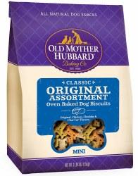 Classic Original Assortment Dog Biscuits Mini 3.8lb