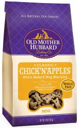 Classic Chick'N'Apples Dog Biscuits 20oz