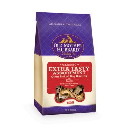 Classic Extra Tasty Assortment Dog Biscuits 20oz
