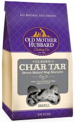 Classic Char Tar Dog Biscuits 20oz