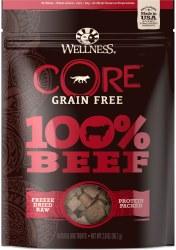 Core 100% Beef Raw Freeze Dried Dog Treats 2oz