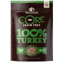 Core 100% Turkey Raw Freeze Dried Dog Treats 2oz