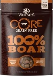 Core 100% Boar Raw Freeze Dried Dog Treats 2oz