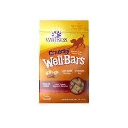 WellBars Yogurt, Apple & Bananas Dog Biscuits 45oz