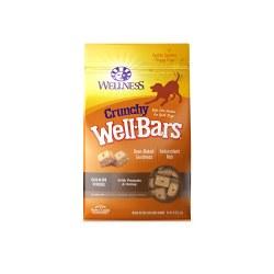 WellBars Peanuts & Honey Dog Biscuits 45oz