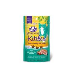 Kittles Tuna & Cranberries Recipe Cat Treats 2oz