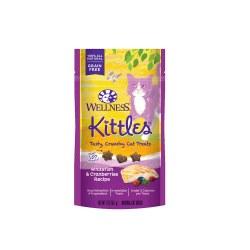 Kittles Whitefish & Cranberries Recipe Cat Treats 2oz