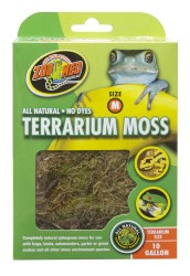 All Natural Terrarium Moss Bedding 10gal